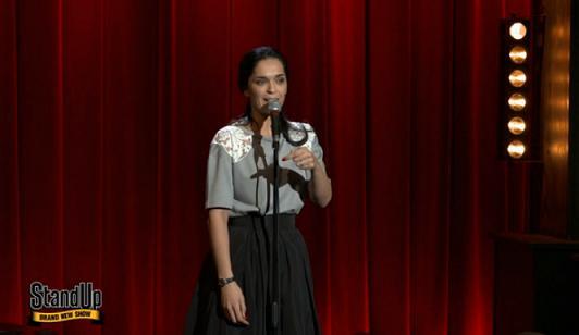 Stand Up: Юля Ахмедова – О губной помаде, квартирах в